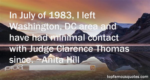 Quotes About Clarence Thomas