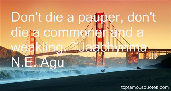 Quotes About Commoner