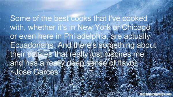 Quotes About Cooks