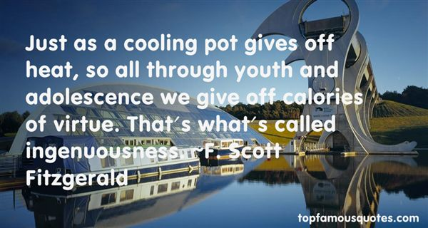 Quotes About Cooling Off