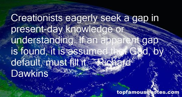 Quotes About Creationist