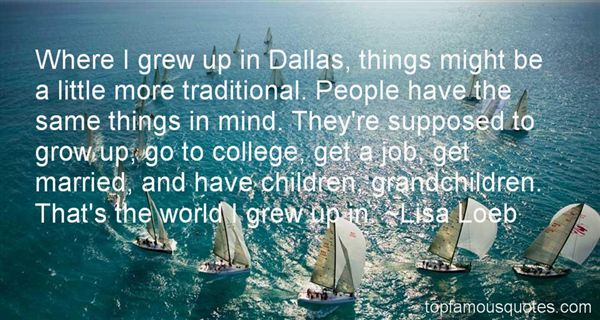 Quotes About Dallas