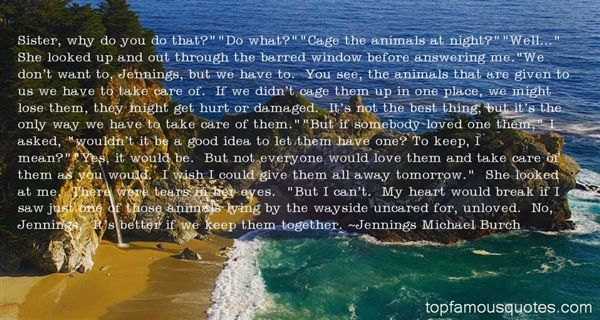 Quotes About Damaged Love