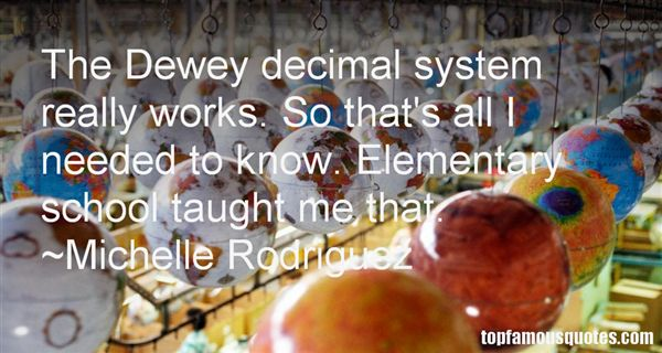 Quotes About Decimal
