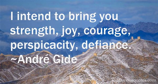Quotes About Defiance