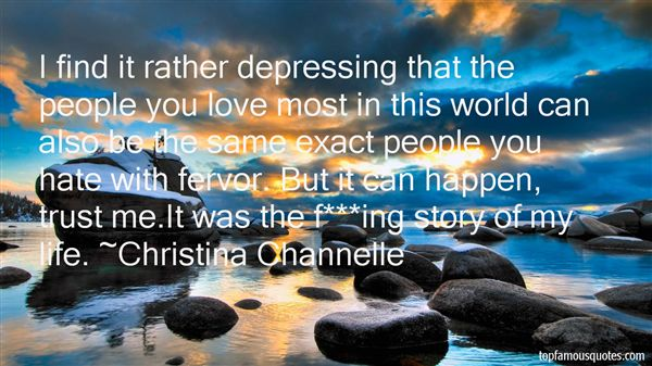 Quotes About Depressing Life