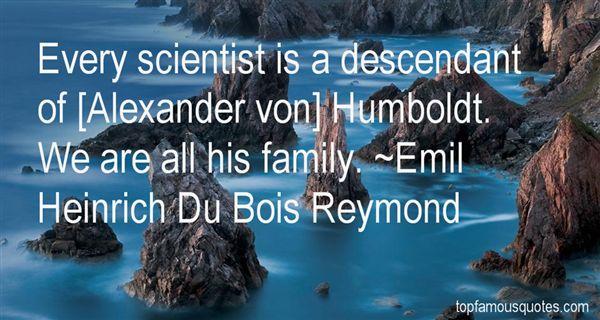 Quotes About Descendant