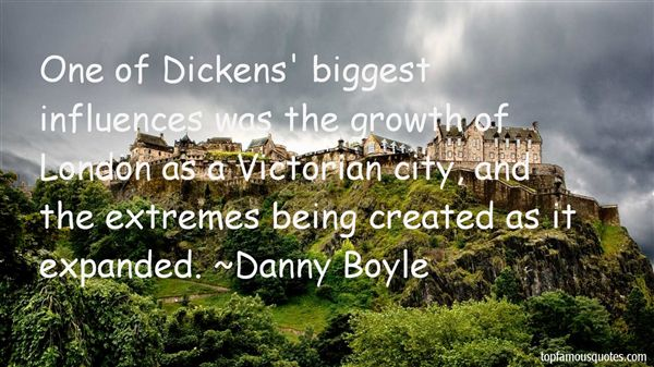 Quotes About Dickens London