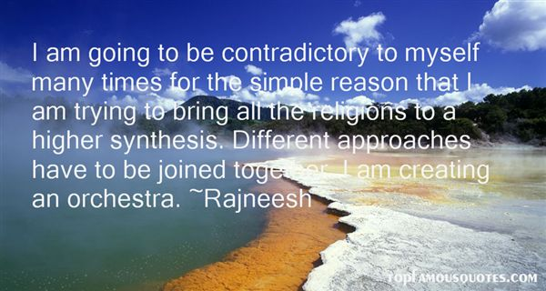 Quotes About Different Approaches