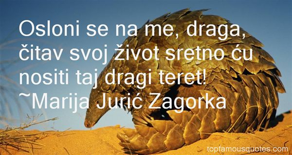 Quotes About Draga