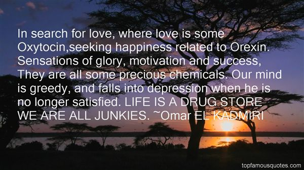 Quotes About Drug Junkies