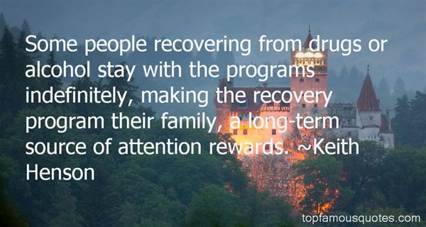 Quotes About Drug Recovery