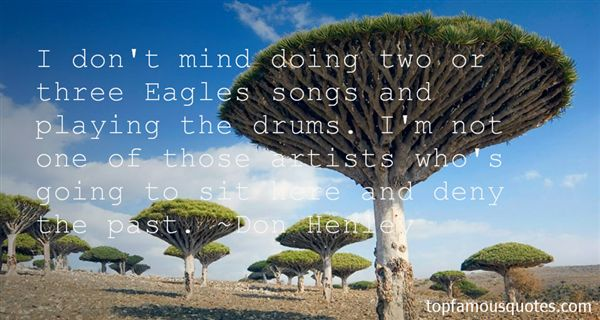 Quotes About Drums