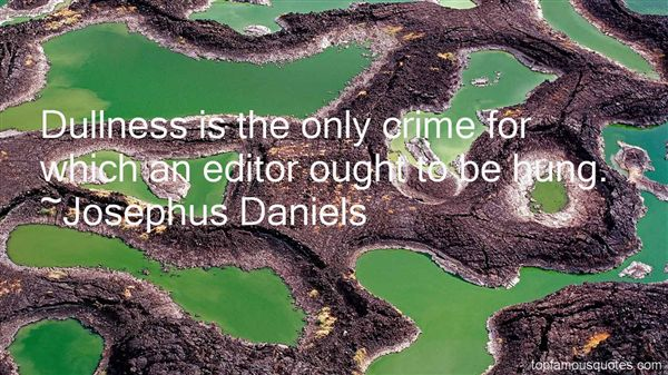 Quotes About Editor