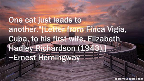 Quotes About Elizabeth 1