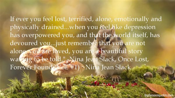 Quotes About Emotionally Drained