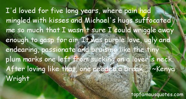 Quotes About Endearing Love