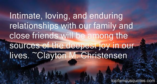 Quotes About Enduring Relationships