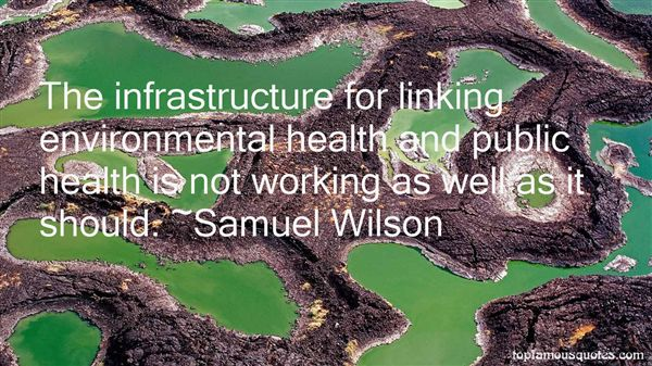 Quotes About Environment And Health