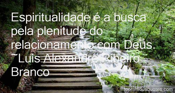 Quotes About Espiritualidade