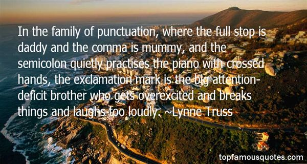 Quotes About Exclamation