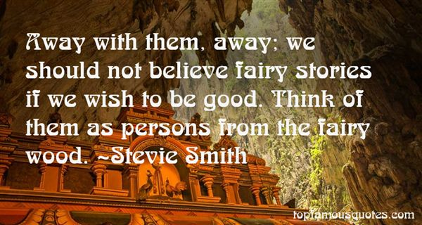 Quotes About Fairy