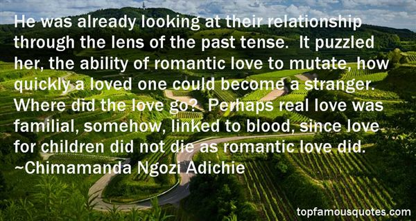 Quotes About Familial Love