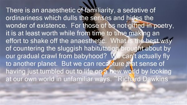 Quotes About Familiarity