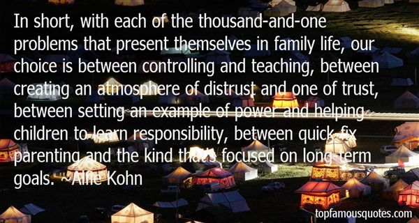 Quotes About Family Distrust