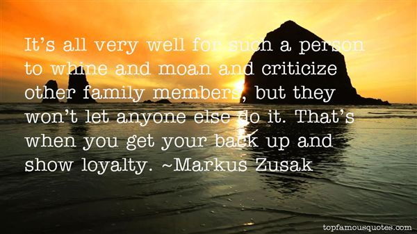 Family Loyalty Quotes: Best 14 Famous Quotes About Family