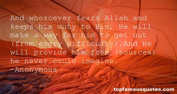 Quotes About Fears
