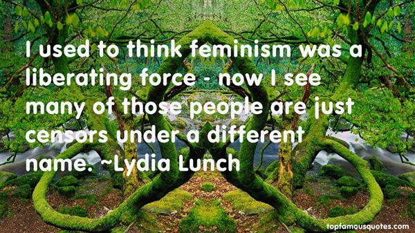 Quotes About Feminis