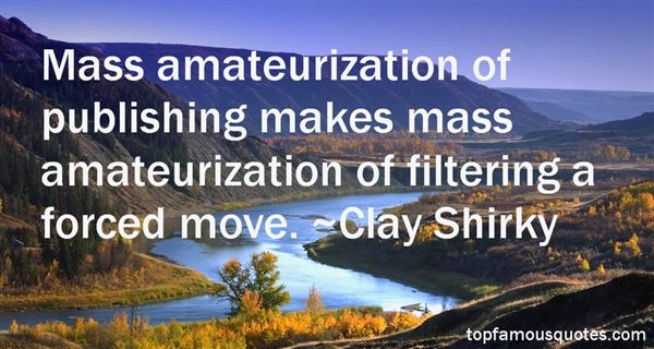 Quotes About Filtering