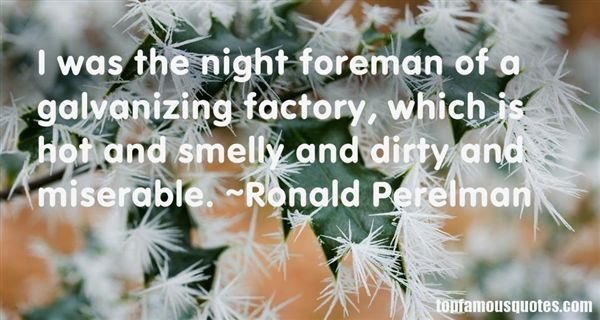 Quotes About Foreman