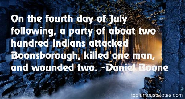 Quotes About Fourth Of July