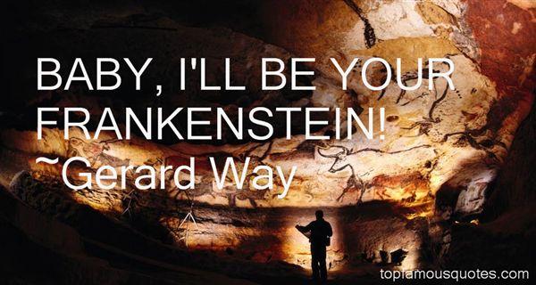 Quotes About Frankenstein