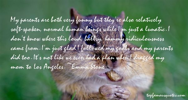 Quotes About Funny Being Followed