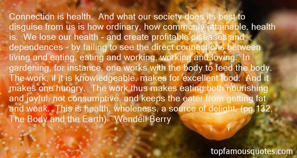 Quotes About Gardening And Health