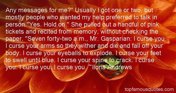 Quotes About Gaspar