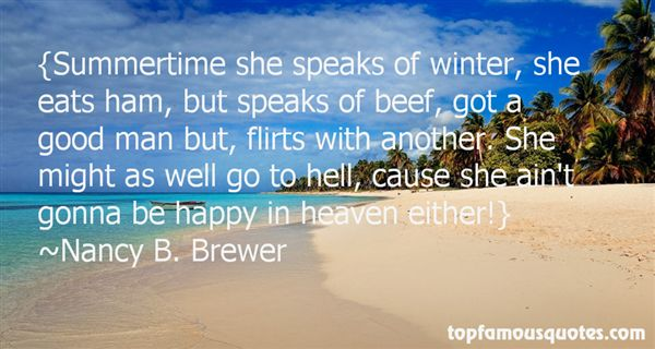 Quotes About Good Flirts