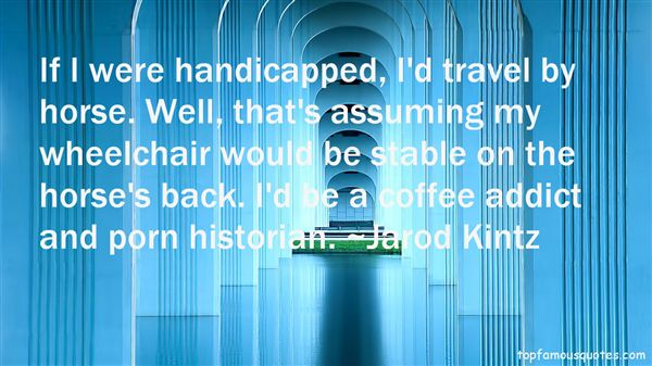 Quotes About Handicapped
