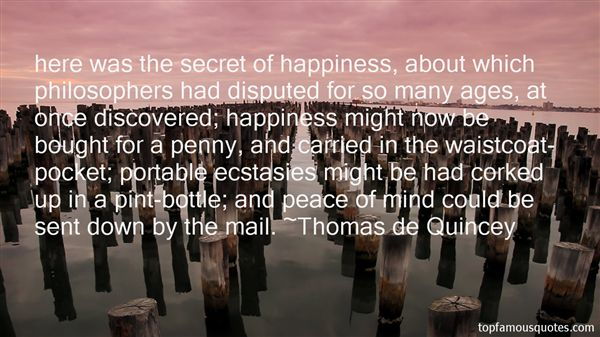 Quotes About Happiness Philosophers