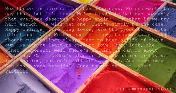 Quotes About Happy Endings
