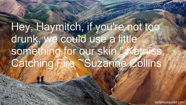 Quotes About Haymitch In Catching Fire