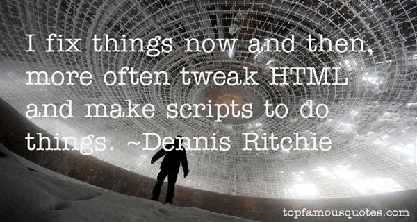 Quotes About Html