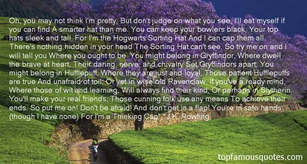 Quotes About Hufflepuff