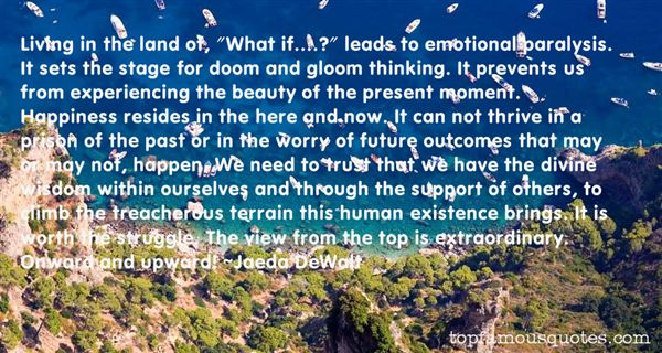 Quotes About Human Existence
