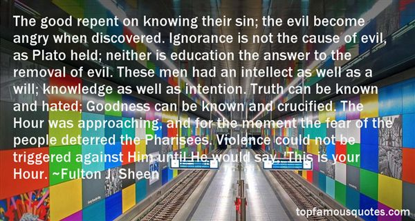 Quotes About Ignorance And Hate