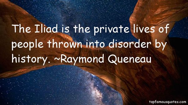 Quotes About Iliad