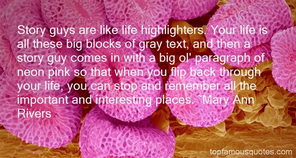 Quotes About Interesting Places